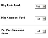 Blogger - Feed