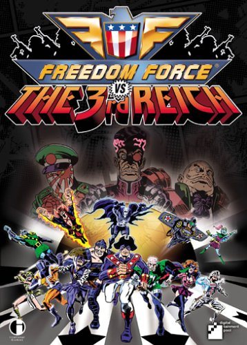 Freedom Force Vs 3rd Reich