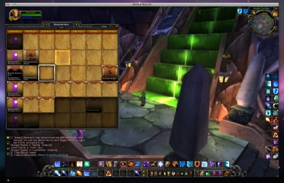 thumbs calendar World Of Warcraft PTR 3.0.2