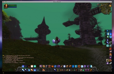 thumbs twin tower World Of Warcraft PTR 3.0.2