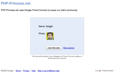 thumbs google friend connect Google Friend Connect , Blogger and Reader