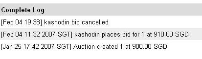 yahoo auction 2