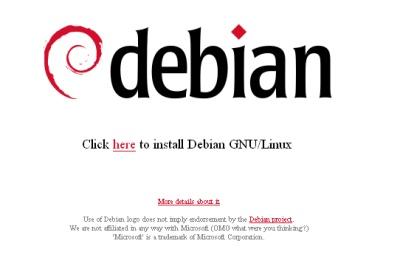 Debian Installer