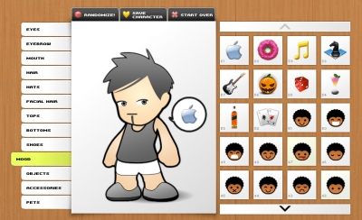 7 websites to create your own avatar