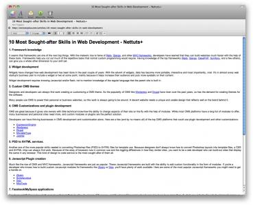 evernote-readability