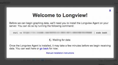 Linode-longview